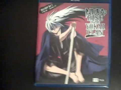 Nura: Rise Of The Yokai Clan Blu-ray Review (set 1: Episodes 1-13)(pt.1 2) video