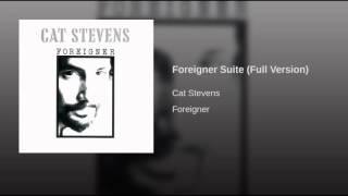 Watch Cat Stevens Foreigner Suite video