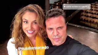 "Making Off Do Clipe ""Pra Sempre"" - Eduardo Costa ft. Juliane Araujo"