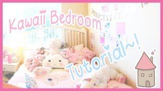*:??? How to Create a Kawaii Bedroom~ ?