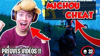 MICHOU CHEAT !!! MENU HACK !!
