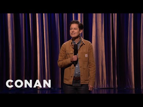 Rhea Butcher Stand-Up 06/30/16  - CONAN on TBS
