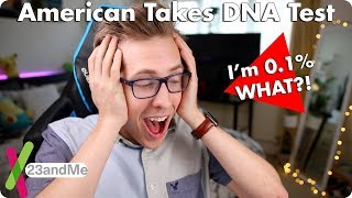 American Does DNA Test