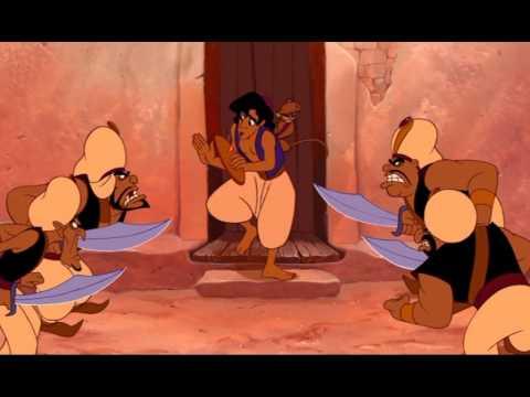 Aladdin - Meu Destino É Pular (One Jump Ahead)