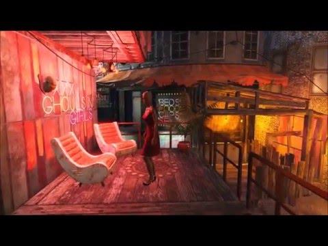 Fallout 4 Settlement: Hangman's Alley (The Slums) progress