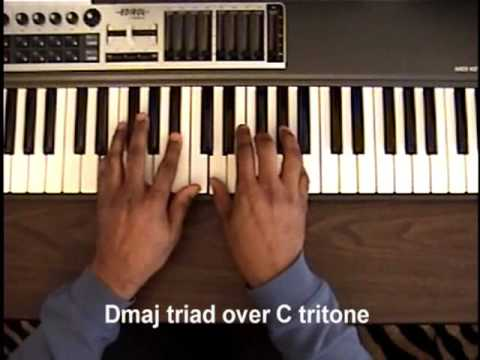 Triads Over Tritones - Phat Chords