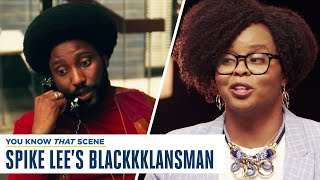 You Know That Scene - Episode 5 - Spike Lee's BlacKkKlansman