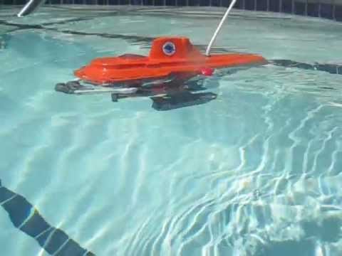 Playmobil Research Submarine