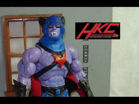 Custom BATROS (V 1.0) Masters of the Universe classics action figure by Hunter Knight Customs