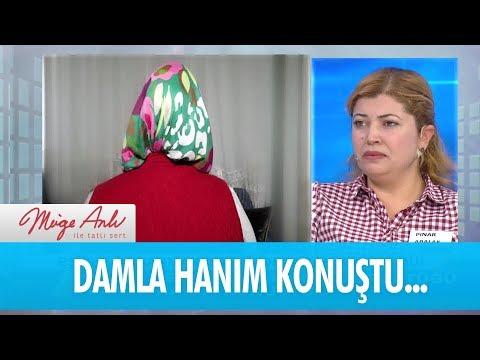 Mehmet Abalak'ın görüştüğü Damla Hanım konuştu - Müge Anlı İle Tatlı Sert  24 Kasım 2017