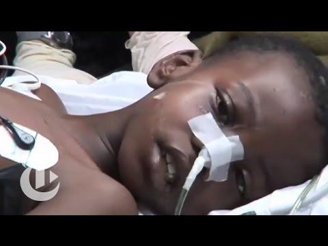 Haiti Quake Day 9: Hospital Ship Arrives