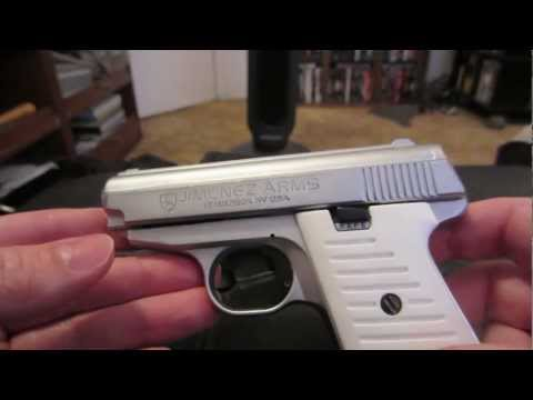 CHEAP POCKET PISTOL JIMENEZ .380 AUTO