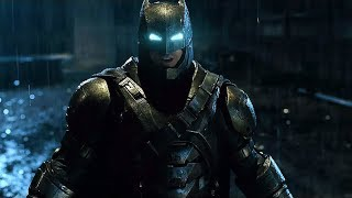 Black & Blue, God vs Man [Part 1]   Batman v Superman (4k, HDR)