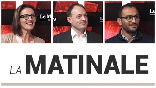 LA MATINALE DU MONDE DU CHIFFRE - Émission du 28 avril 2021