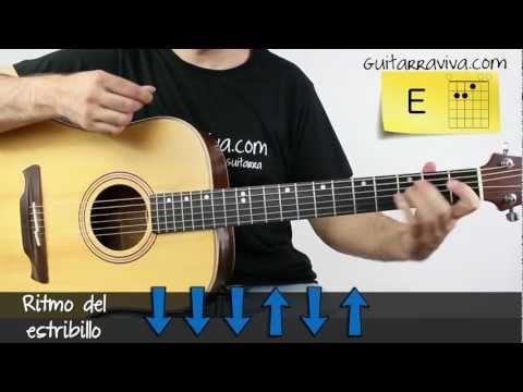 Como Tocar Drive By De Train En Guitarra Tutorial Español Facil Acordes Drive By video