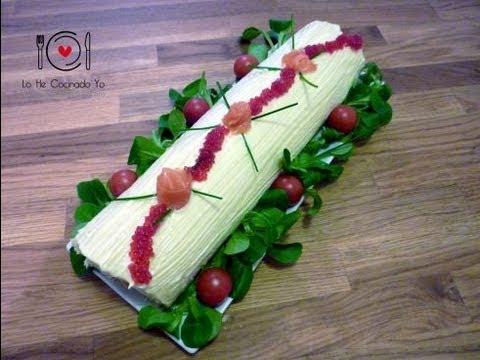Cómo hacer Brazo Gitano Salado | LHCY