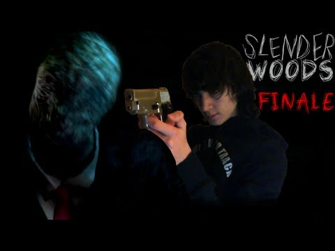 HO UCCISO LO SLENDERMAN!! - Slender Woods FINALE - Parte 3 [in Webcam]