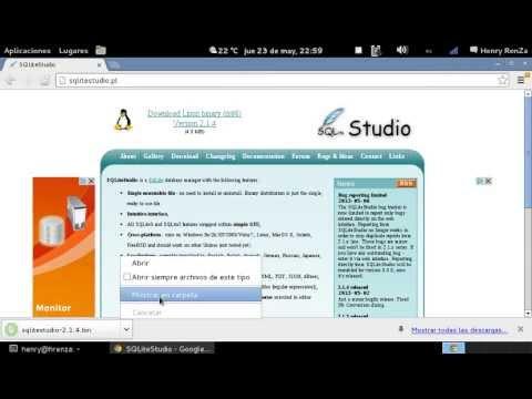 SQLite Básico - Comunidad de Usuarios de Software Libre UESOcc