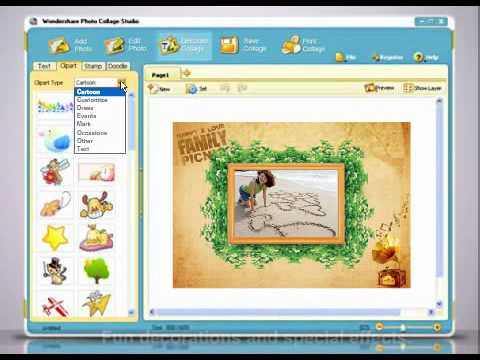 Abstract Collage Maker Top Collage Maker Video Demo