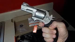 """Taurus 692 3"""" SS Multi-Caliber .357/9mm/.38 Revolver Unboxing Video Best Value CCW Carry SHTF?"""