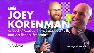 Joey Korenman of School of Motion