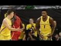 Lagu Highlights: Oregon men's basketball routs Arizona at MKA