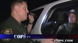 3 Calls Too Many, Deputy Michael Jones, COPS TV SHOW