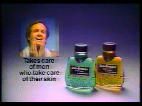 Skin Bracer After Shave Commercial