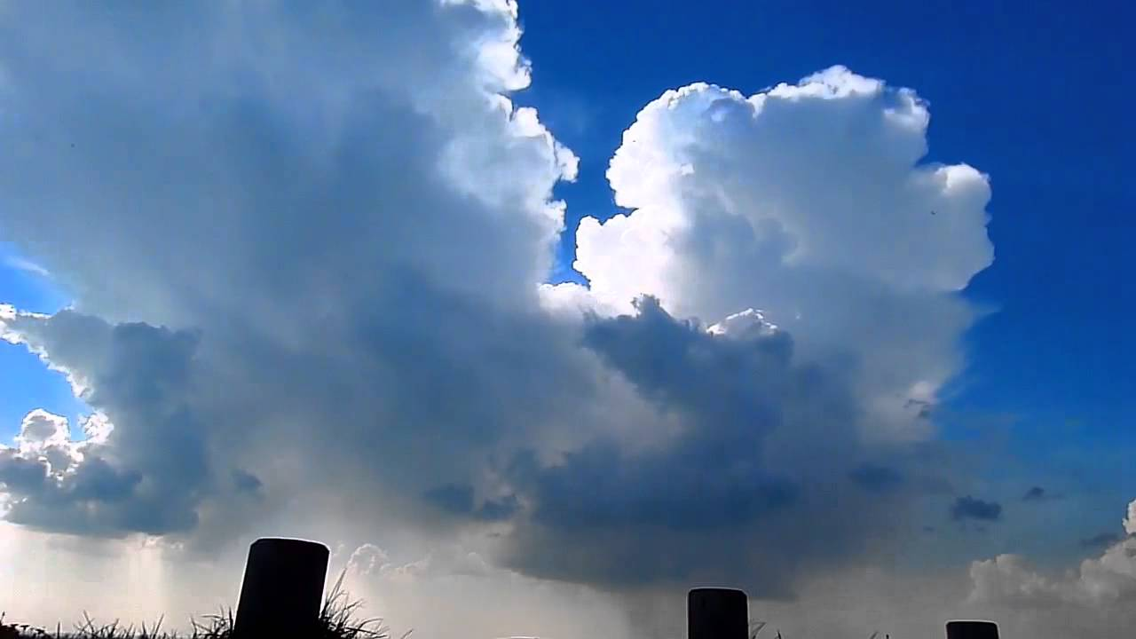 how to draw a cumulonimbus cloud