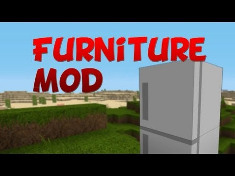  Minecraft Mods 1.5.1 - PIMP DEIN HAUS! - FURNITURE MOD 1.5.1/1.5/1.4.7/1.4.5 [German]