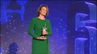 Sigourney Weaver recibe el Premio Donostia en San Sebastián