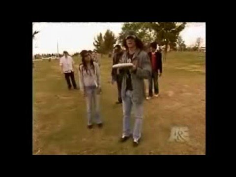Criss Angel (Mindfreak) Frisbee Levitation (Good Quality)