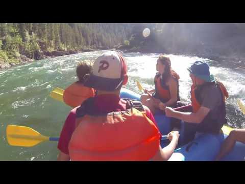 Jackson Hole, WY White Water Rafting 2016