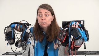6 Gaming Headset Comparison - Rogue Dives in Head First