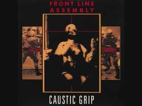 Imagem da capa da música Bitter end de Front Line Assembly