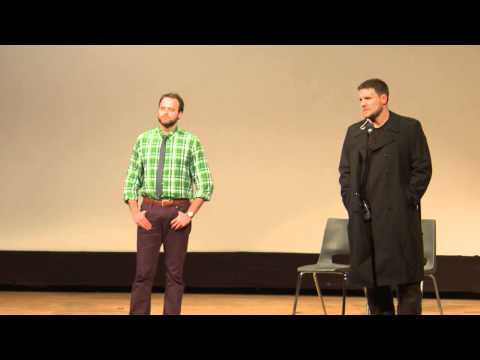 2013 UBC Law Revue: the Dastardly Draft Drinker (Copper Clapper Caper Parody)