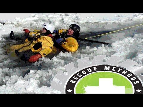 Rescue Methods: Ice rescue 'go'