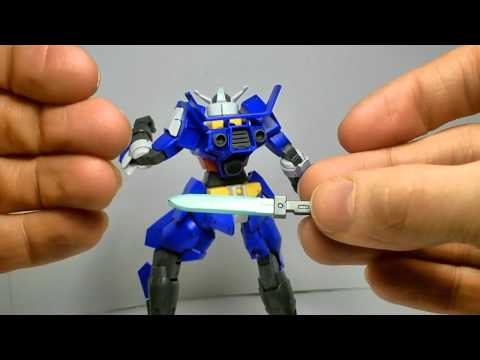 1/144 HG Gundam Age-1 Spallow Review