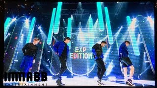 EXP EDITION 이엑스피 에디션 | [첫 음악방송 대기실!] 'FEEL LIKE THIS' DEBUT STAGE Behind The Scenes!