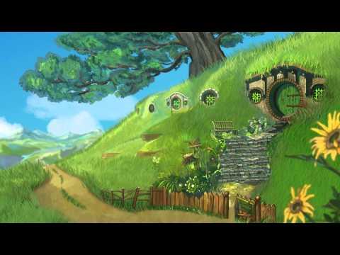 #Animación3D: Primer matte painting animado, por José Baldó