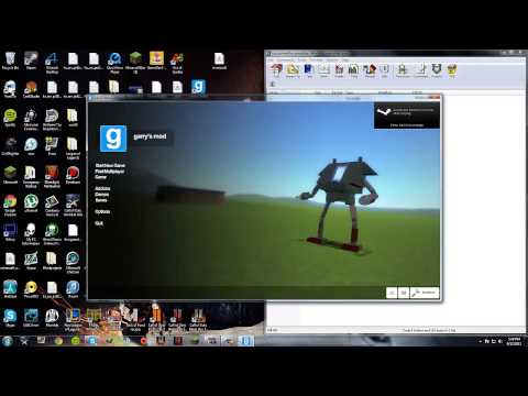 How to Install the new Gmod Counter Strike Source Textures! (Working as of June of 2013) (No Mac)