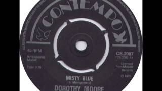 Dorothy Moore Misty Blue 1976