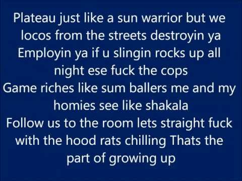 Mr.Capone-E Thats how we grew up lyrics
