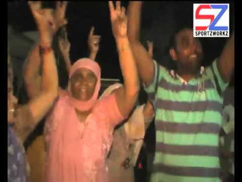 Yogeshwar Dutt's(Wrestler) Mother Sushil - Overwhelmed by son's Performance