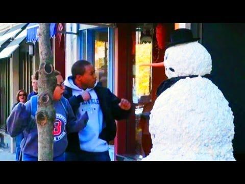 Смешные Страшные Снеговик Шутки Сезон 3 Эпизод 2