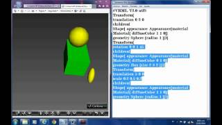Tutorial VRML