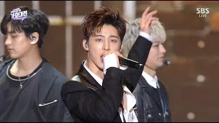 iKON - '죽겠다(KILLING ME)' + '사랑을 했다 (LOVE SCENARIO)' in 2018 SBS Gayodaejun