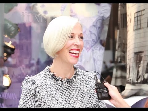 "Linda Fargo(琳達·法戈) on the ""111 Years of Extraordinary"" of Bergdorf Goodman"
