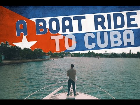 A Boat Ride To Cuba Hola To Havana Part 2