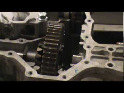 Tractor hydro transmission repair or rebuild Part 3